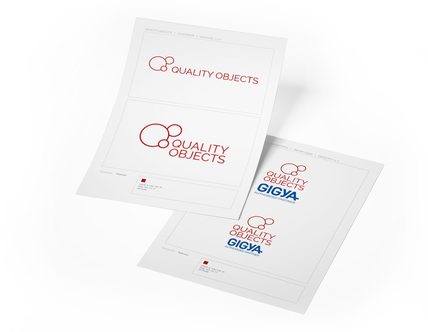 Logotipo Quality Objects